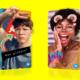 Snapchat 3D selfies