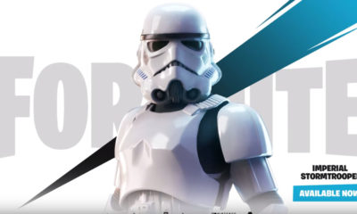 Star Wars Fortnite Crossover