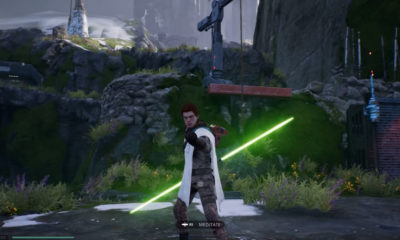 Star Wars Jedi- Fallen Order - How To Get The Double-Bladed Lightsaber Early