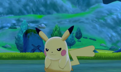 Where to find Pikachu in Pokemon Sword and Shield