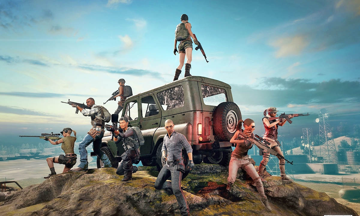PUBG on Playstation Now