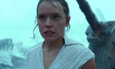Star Wars The Rise of Skywalker and The mandalorian