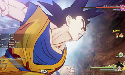 List of all side missions Dragon Ball Z- Kakarot