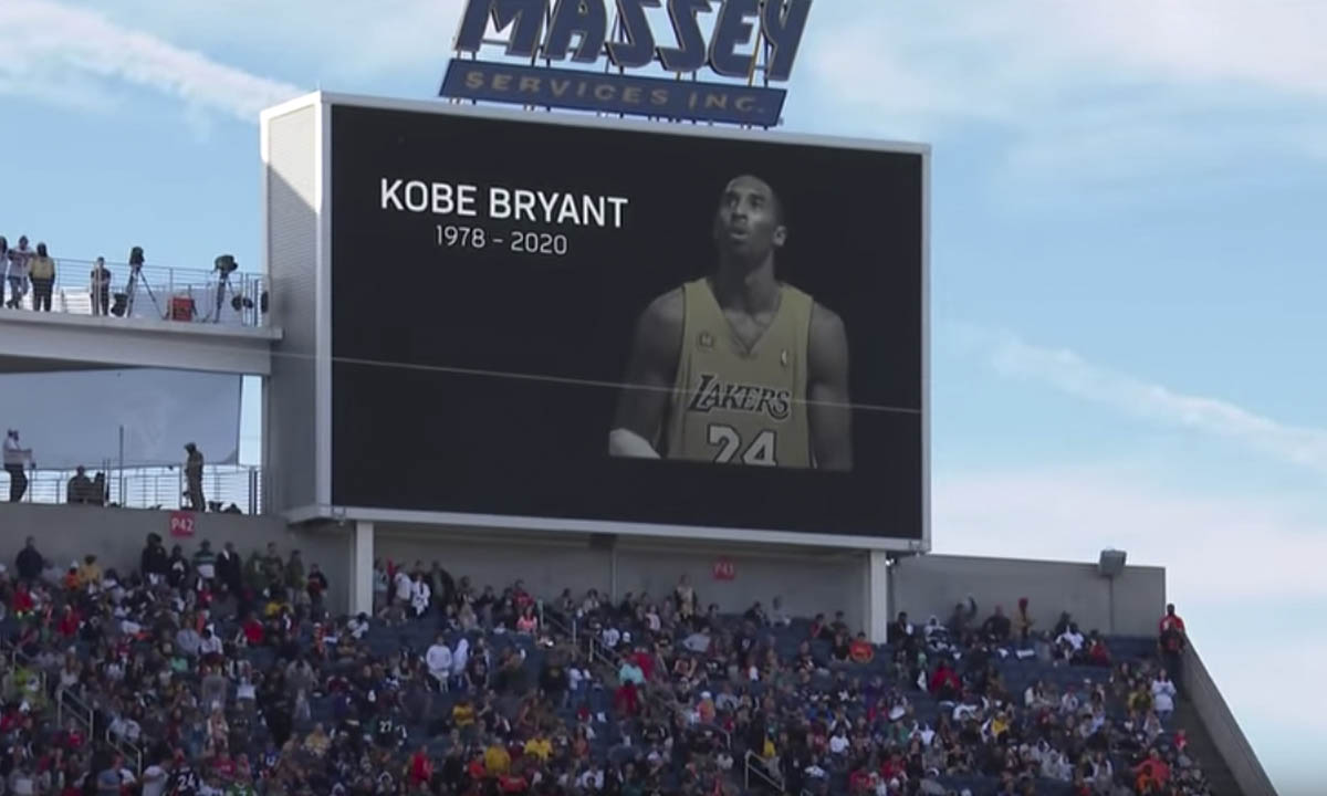 NFL players and teams pay tribute to Kobe BryantNFL players and teams pay tribute to Kobe Bryant