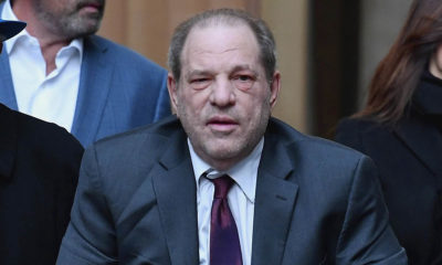 Coronavirus- Harvey Weinstein tests positive in prison