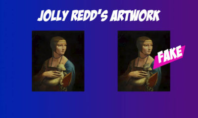 Animal Crossing- New Horizons guide - Jolly Redd's list of all real and fake art!