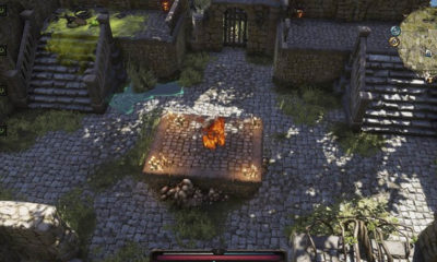 How to douse the Hellfire status in Divinity Original Sin 2?