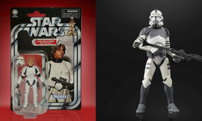 Star Wars- Hasbro Unveils New Black Series And Vintage Collection Figures