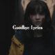 Apparat Goodbye Lyrics