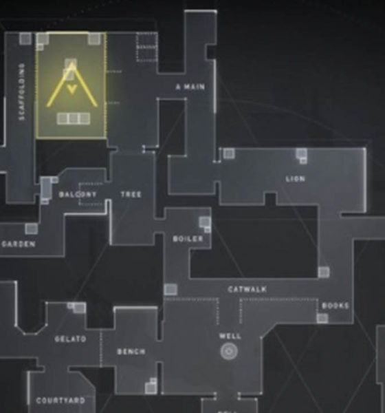 First look at Valorant's new map 'Ascent' revealed