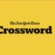 New York Times Crossword 2nd June 2020