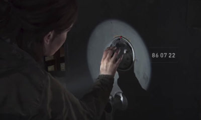 last of us 2 safe code