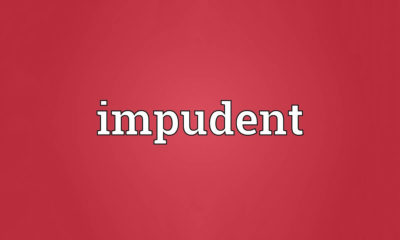 Be impudent crossword clue Solution
