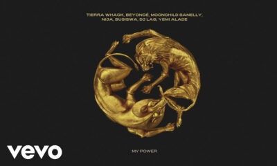 Beyoncé - MY POWER Lyrics | The Lion King Album