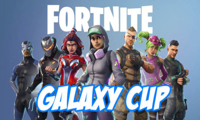Fortnite Galaxy Cup event news
