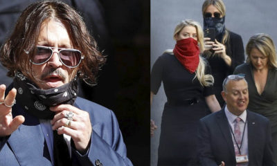 Johnny Depp says Amber called him a 'fat old man' and married him for 'fame'