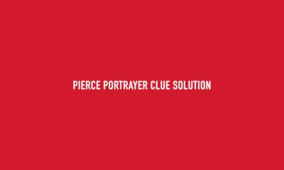 Pierce portrayer clue Solution