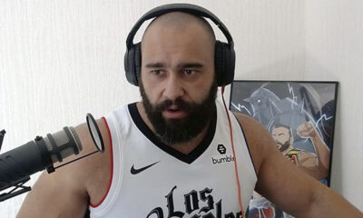 Rusev Temporarily Banned From Twitch Streaming