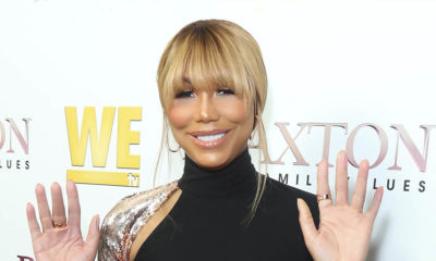 Singer Tamar Braxton Rushed to hospital unresponsive amid reports she attempted suicide