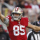 George Kittle, 49ers agree to five-year, $75M extension