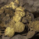 Israeli youths unearth a trove of 1,100-year-old gold coins from Abbasid era