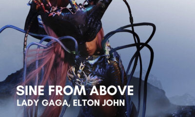 Lady Gaga & Elton John - Sine from Above Lyrics
