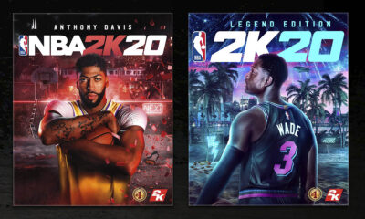 NBA 2K20 Locker Codes Tracker (All)