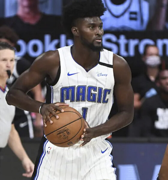 Orlando Magic's Jonathan Isaac suffers torn ACL during NBA restart
