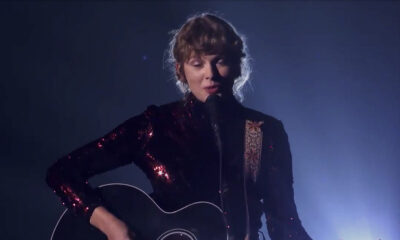 Taylor Swift performs 'Betty' at 2020 ACM Awards