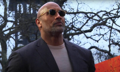 Dwayne Johnson presidential run