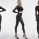 Faux-Leather-Leggings-for-Women-High-Waist-Pants