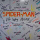 Spiderman no way home title teaser