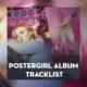 Zara Larsson Postergirl album lyrics and tracklist