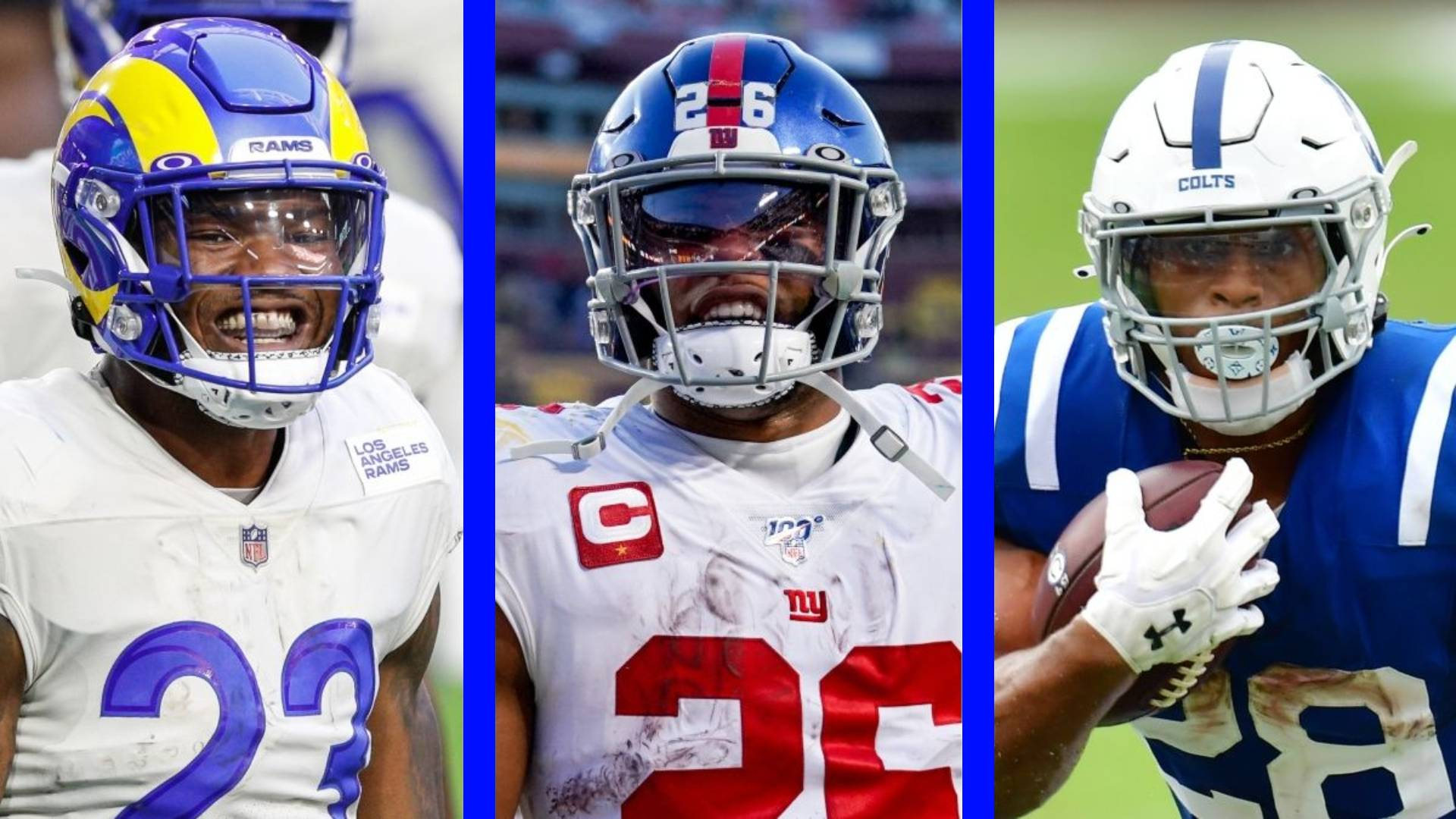 Fantasy Football RB Tiers 2021- Running back rankings and draft strategy