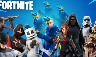 Fortnite Is Working on Several More Crossovers- Report