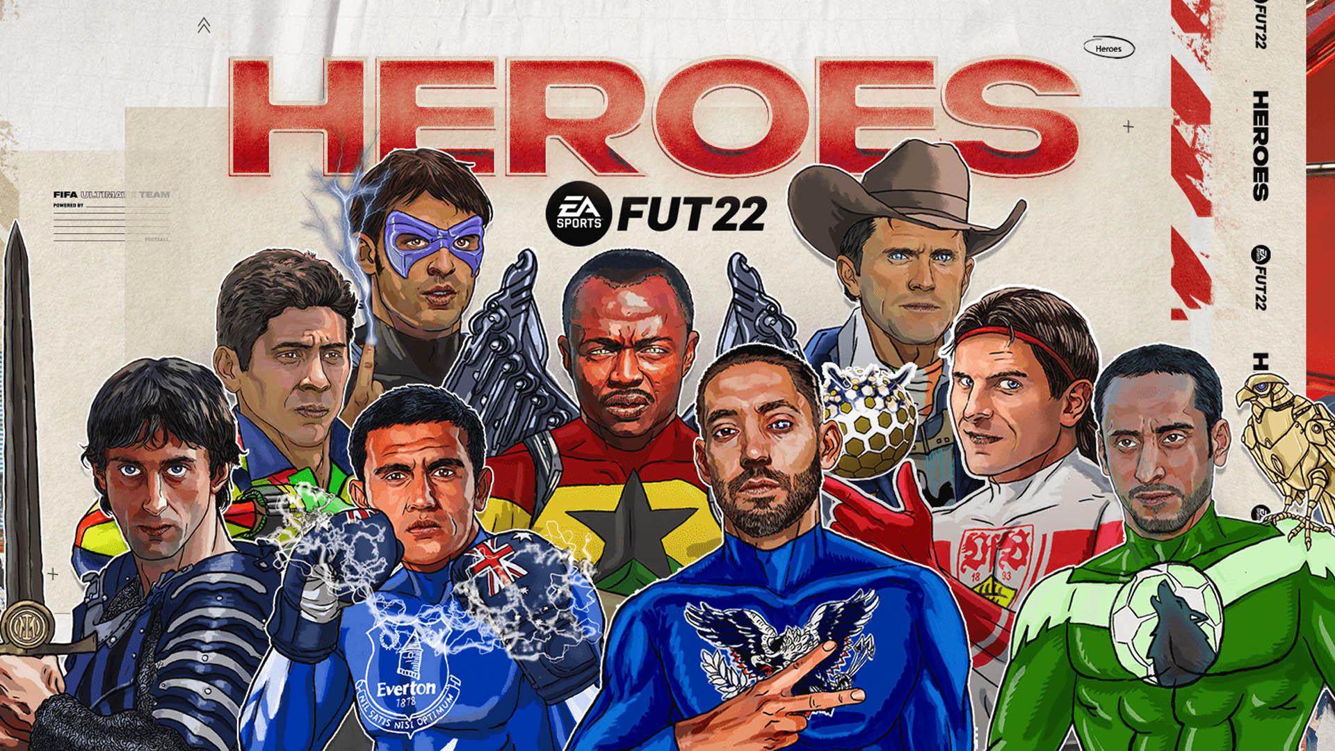 FIFA 22 Heroes